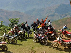 4 Days Unforgettable Vietnam Guided Motorcycle Tour from Hanoi to Mai Chau