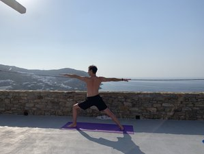 8 Day Sexbodiment Yoga Retreat For Men in Mykonos, Greece