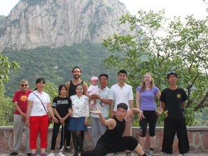 30 Days Tai Chi and Shaolin Kung Fu Training in China