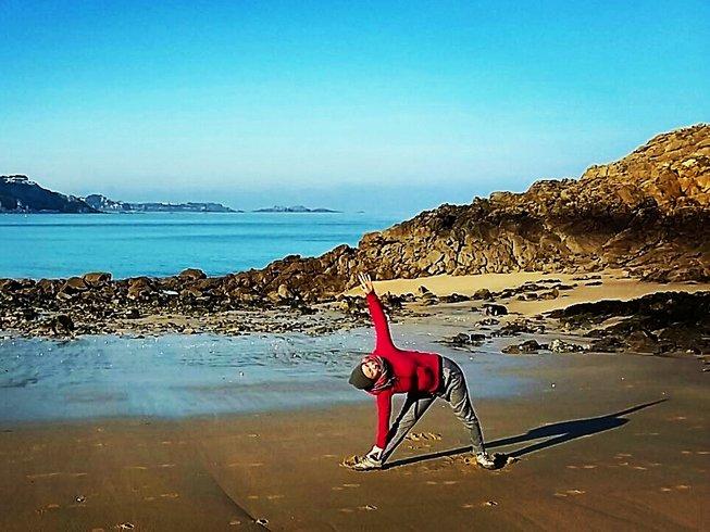 5 jours en stage de yoga et perte de poids en solo, France