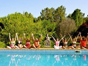 8 Day Healthy Eating Retreat with Cooking & Nutrition Workshops, Yoga and Meditation in Algarve