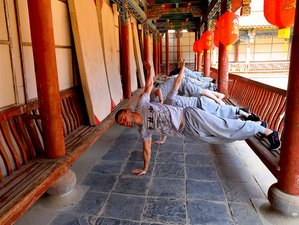 4 Days Authentic Shaolin Monk Martial Arts Training in Kunming, China