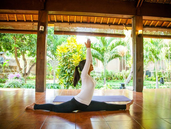 14 Days Healthy Ayurveda and Yoga Retreat in Bali, Indonesia