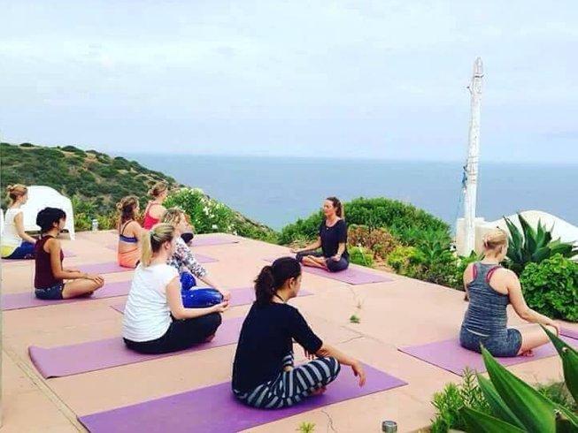 7 Tage Achtsamkeit Yoga Urlaub an der Algarve, Portugal