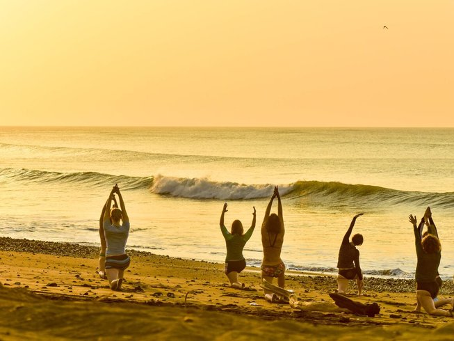 7 Tage Yoga Retreat in Cambutal, Panama