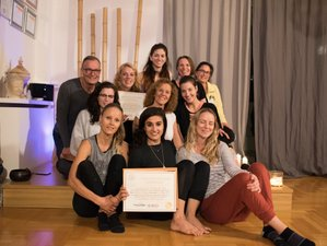 29 Days 500 RYT Yoga Alliance Yoga Teacher Training in Athens, Greece