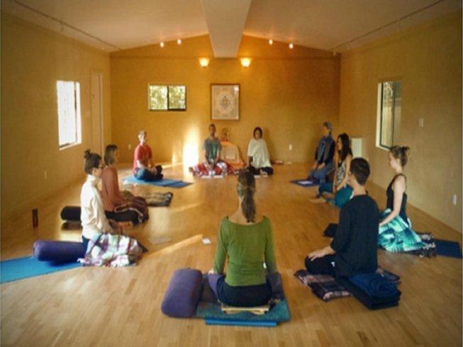 4 Days Sound Healing Rejuvenating and Yoga Retreat in California