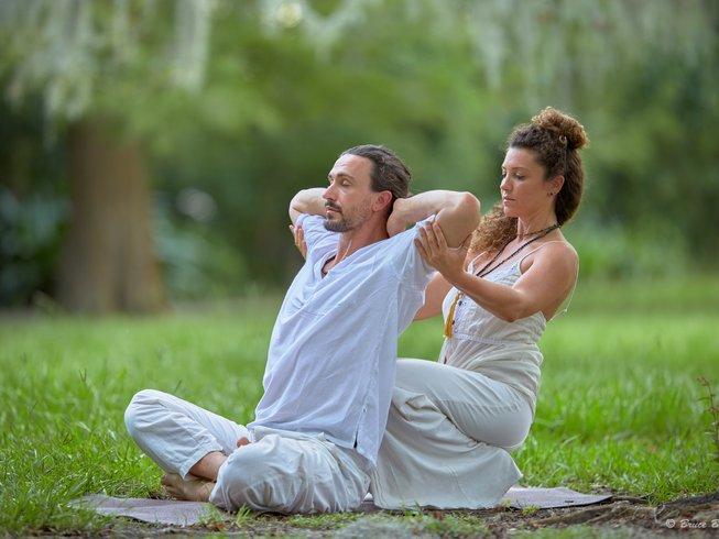 7 jours en retraite de yoga, méditation et massages thai à Chiang Mai, Thaïlande