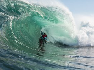 7 Days 'Week of Waves' Bodyboarding Trip in Overberg Valley, South Africa