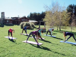 6 Tage Wellness Yoga Urlaub auf dem Bauernhof in Patagonien, Argentinien
