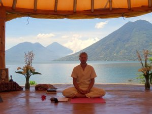 92 Days Advaita Vedanta Silent Meditation Retreat in Lake Atitlan, Guatemala