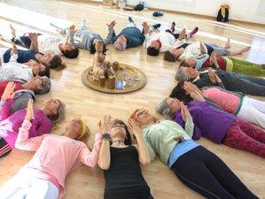 8 Tage Ayur-Yoga Retreat mit Meditation in Andalusien