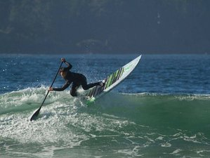 3 Days SUP Surf Camp British Columbia, Canada