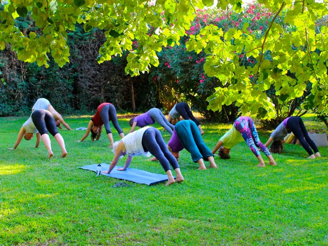 6 Days Yoga & Detox Retreat in France