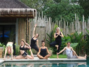 22 Days 200-Hour Yoga Teacher Training in Lombok