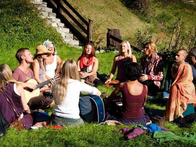 4-Daagse Equinox Detox Yoga, Bewust Koken en Holistisch Leven in Devon, Verenigd Koninkrijk