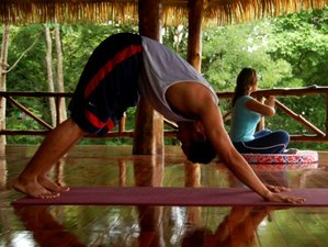 6 Days Relaxing in Nature and Yoga Holiday in the Central Mountains of Costa Rica