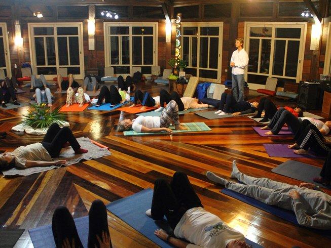 7 Days Tantra Yoga, Ecstatic Dance & Dinamic Meditation  Retreat in Brazil