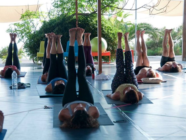 8 Days Yoga Wellness Retreat in Greece
