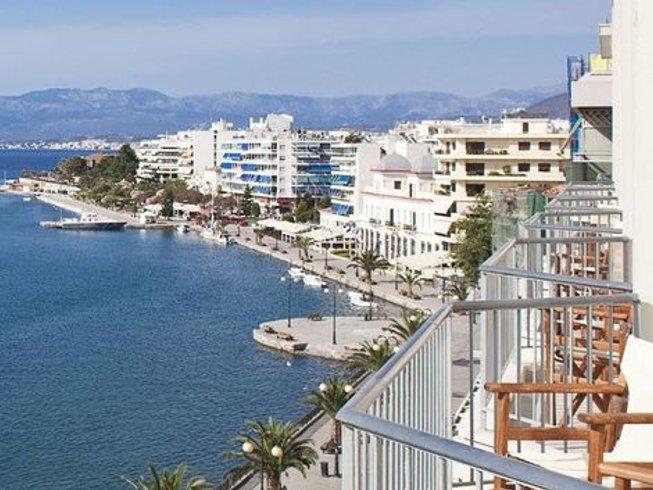 7 Days Yoga and Taichi Training in Greece