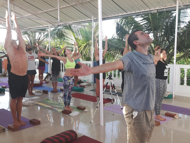35 Days 300-Hour Certified Ashtanga Yoga TTC in Goa, India