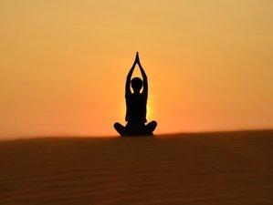 11 Tage Rundreise und Yoga Retreat ab Marrakesch mit Sahara, Meer und Oasen