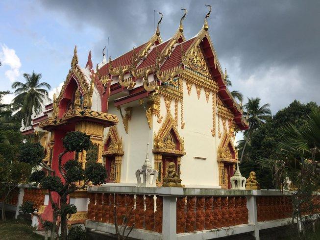 10 jours en retraite de yoga, méditation et découverte de la culture locale à Koh Phangan, Thaïlande