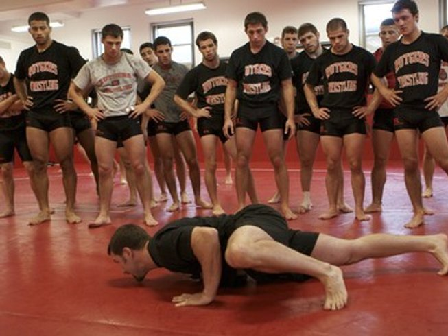 4 Days Technique Wrestling Camp in the USA