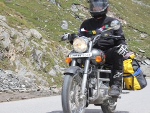 15 Day Guided Motorcycle Tour in India and Bhutan