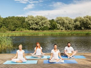 5 Days SUP Meditatie & Yoga Beach Retreat in the Netherlands
