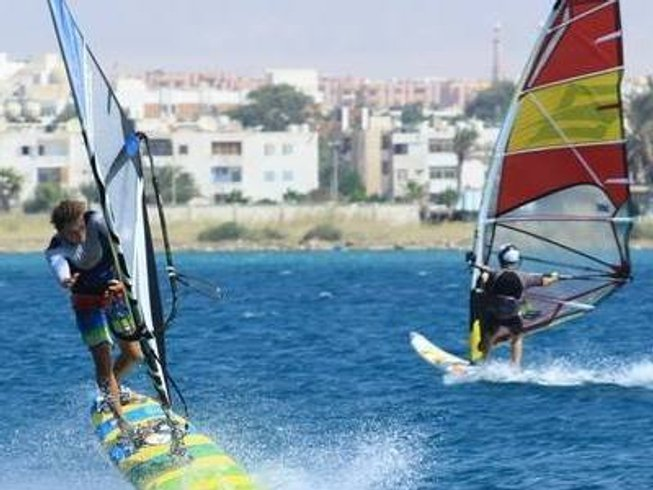 7 Days Wind Surf Camp in South Sinai, Egypt