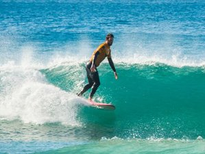 3 Day Exciting Surf Camp in Lagos, Faro