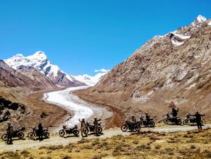 11 Day Motorcycle Tour to Explore Zanskar and Ladakh in India