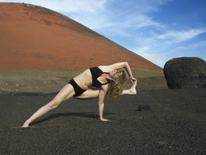 13 Days Revitalizing Meditation Yoga Retreat in Lanzarote, Spain