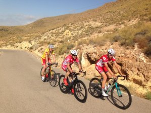 7 Days Sierra Nevada Advanced Cycling Training Camp in Spain