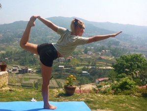 8 Day Yogic Detox and Yoga Holiday in Bhaktapur, Bagmati Pradesh