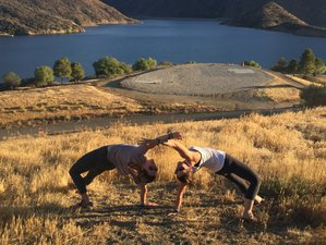 3 Days Yoga & Wine Nature Retreat in California