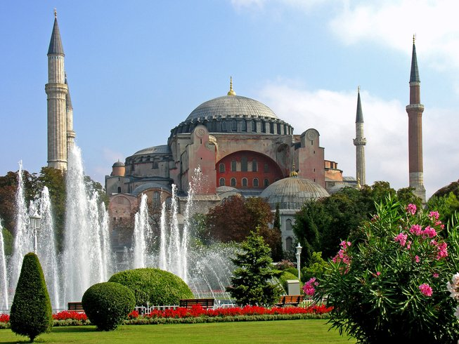 6 Days Dream Culture and Culinary Vacations in Turkey