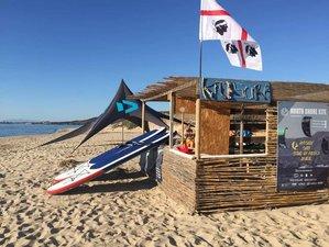 6 Day Kitesurf-Nature-Relax in the Sunshine Coast, Sardinia Northshore