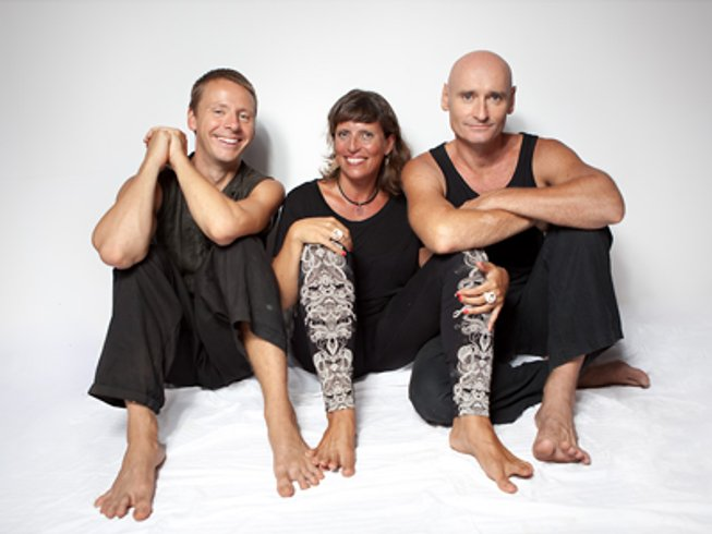 30 Days Immersion Yoga Teacher Training in Goa, India