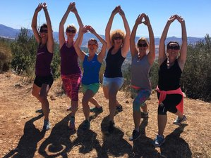 7 Days Hiking & Yoga Retreat in Malaga, Andalusia, Spain