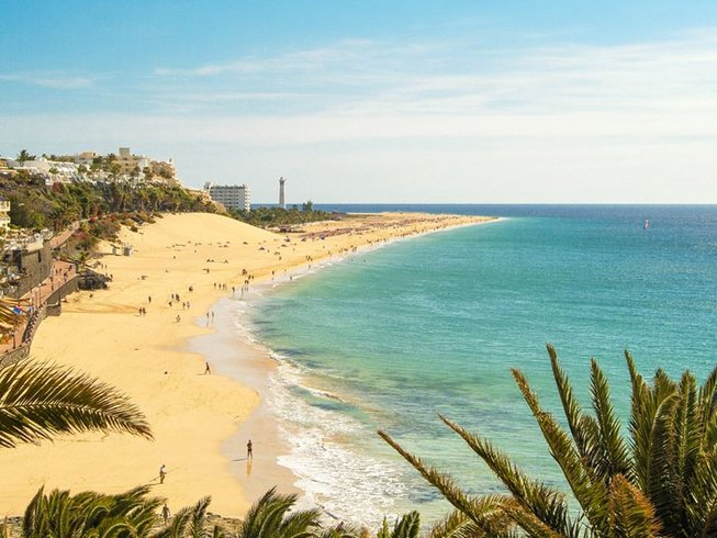 7 Days Surf Camp in Fuerteventura