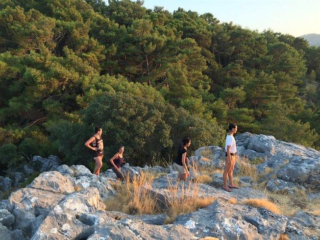 7 Days Hiking Cruise and Yoga Retreat Turkey
