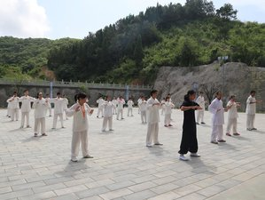 6 Months Tai Chi Instructor Training in Hubei, China