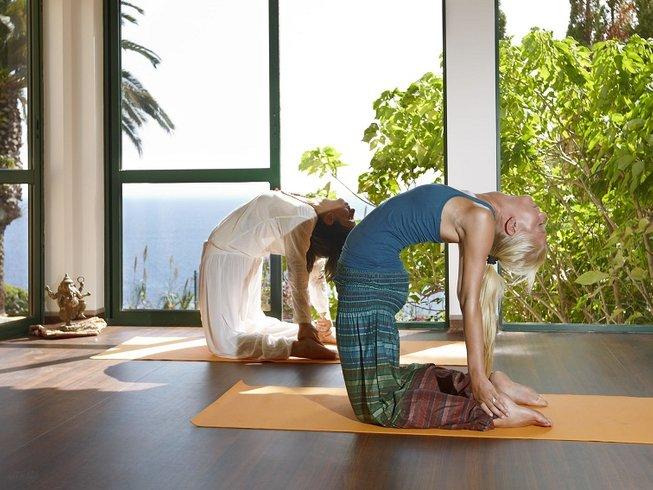 16 Days Intensive 200-Hour Yoga Teacher Training Portugal