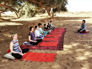 8 Day Yoga and Creativity Meets Desert Trip in Morocco