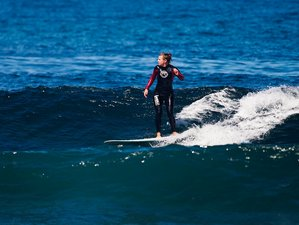 Progress Surf Week - Intensive Training in Ericeira, Portugal