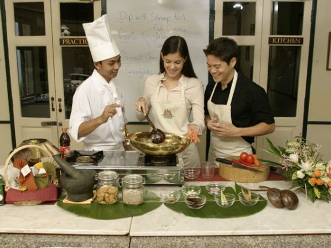 6 Days Flavors of Thailand Cooking Holidays in Bangkok