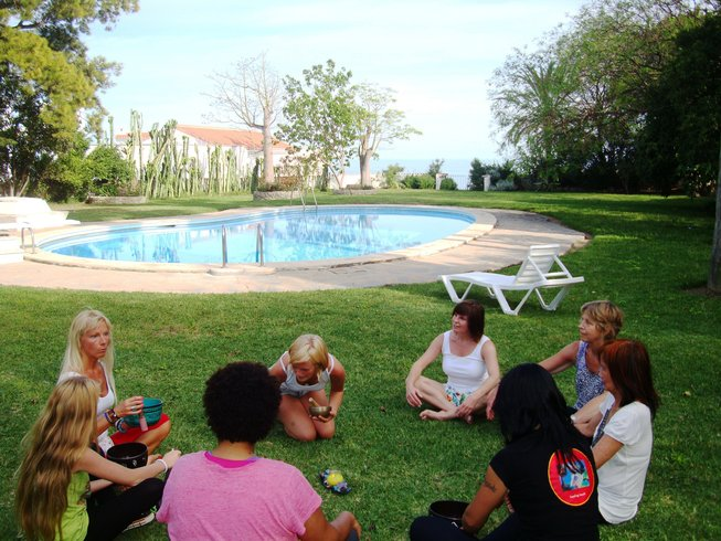 6 Days Meditation and Wellness Yoga Retreat in Andalusia, Spain