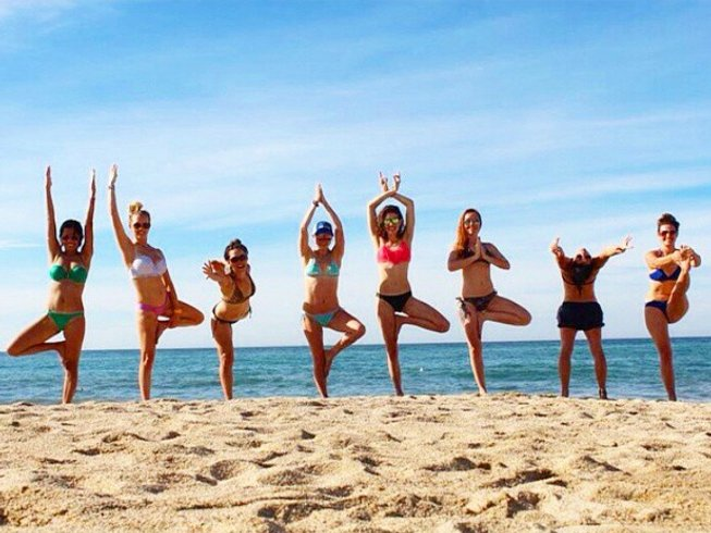 5 Days New Years Yoga Retreat in Mexico